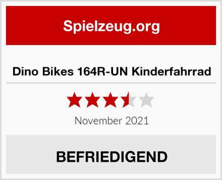Dino Bikes 164R-UN Kinderfahrrad Test