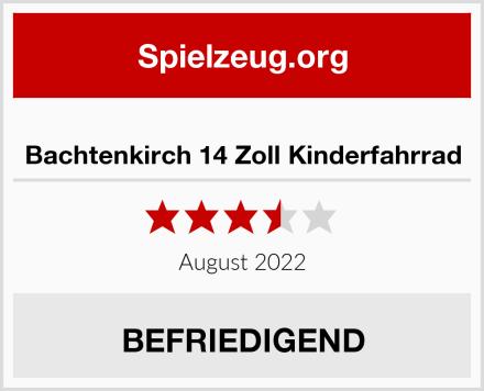 Bachtenkirch 14 Zoll Kinderfahrrad Test