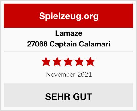 Lamaze 27068 Captain Calamari  Test