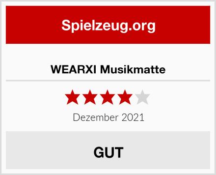 WEARXI Musikmatte Test