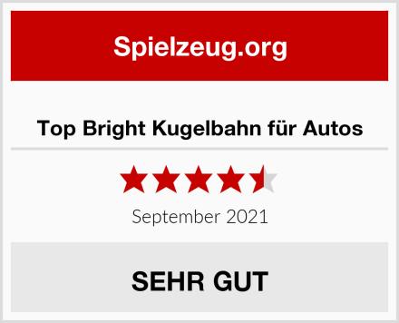 Top Bright Kugelbahn für Autos Test