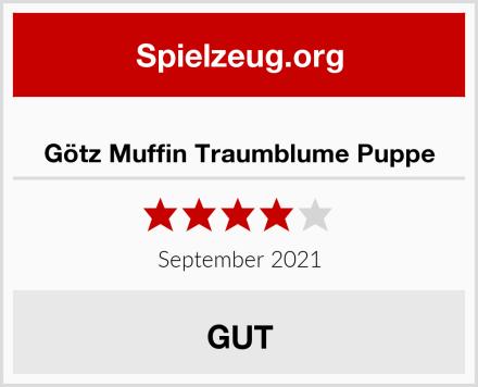 Götz Muffin Traumblume Puppe Test