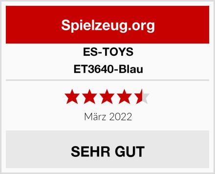 ES-TOYS ET3640-Blau Test