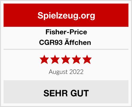 Fisher-Price CGR93 Äffchen  Test