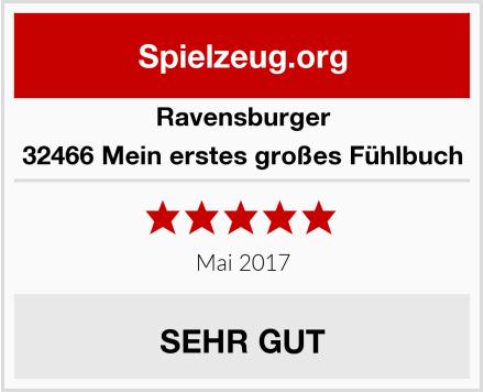 Ravensburger 32466 Mein erstes großes Fühlbuch Test
