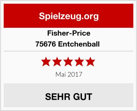 Fisher-Price 75676 Entchenball  Test