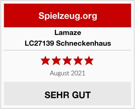 Lamaze LC27139 Schneckenhaus Test