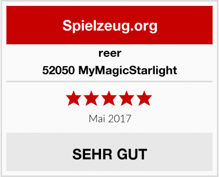 reer 52050 MyMagicStarlight Test