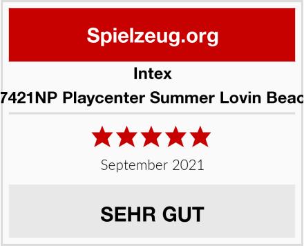 Intex 57421NP Playcenter Summer Lovin Beach Test