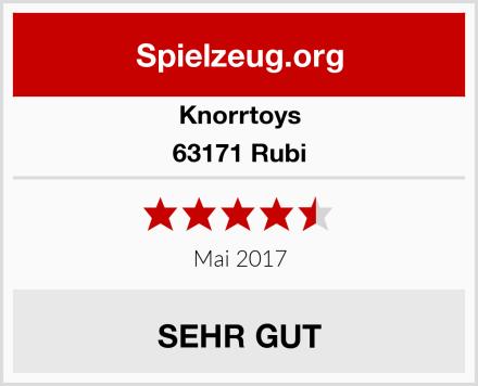 Knorrtoys 63171 Rubi Test