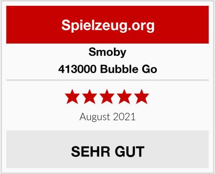 Smoby 413000 Bubble Go Test