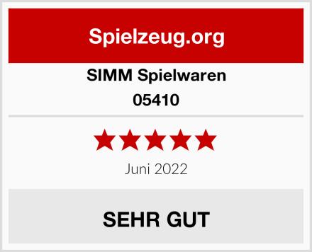 SIMM Spielwaren 05410  Test