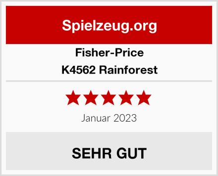 Fisher-Price K4562 Rainforest Test