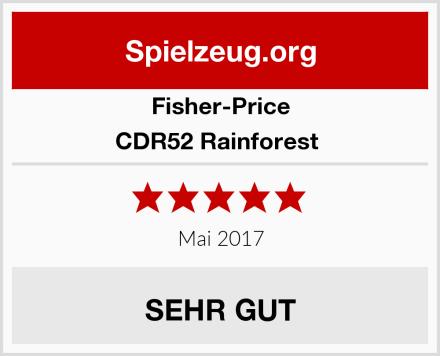 Fisher-Price CDR52 Rainforest  Test