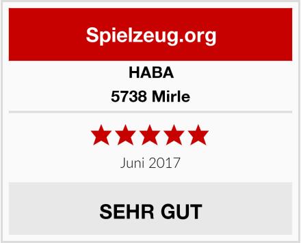 HABA 5738 Mirle Test