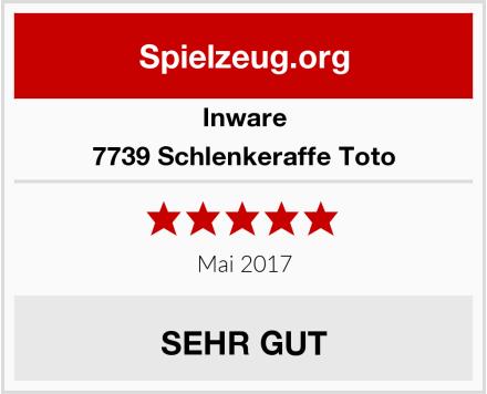 Inware 7739 Schlenkeraffe Toto Test