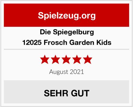 Die Spiegelburg 12025 Frosch Garden Kids Test