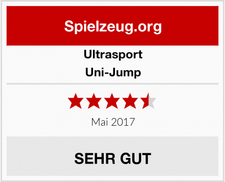 Ultrasport Uni-Jump Test