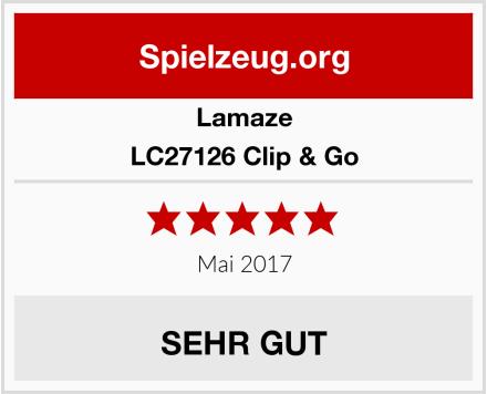 Lamaze LC27126 Clip & Go Test