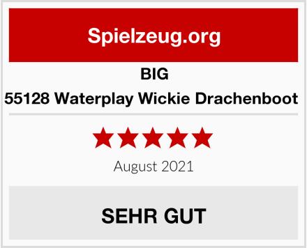BIG 55128 Waterplay Wickie Drachenboot  Test