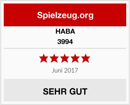 HABA 3994 Test