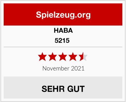 HABA 5215  Test