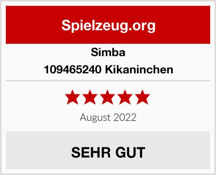 Simba 109465240 Kikaninchen Test