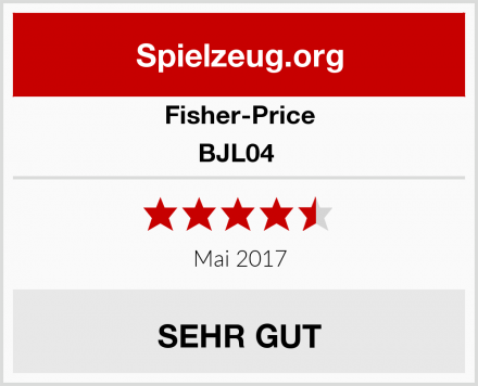 Fisher-Price BJL04  Test