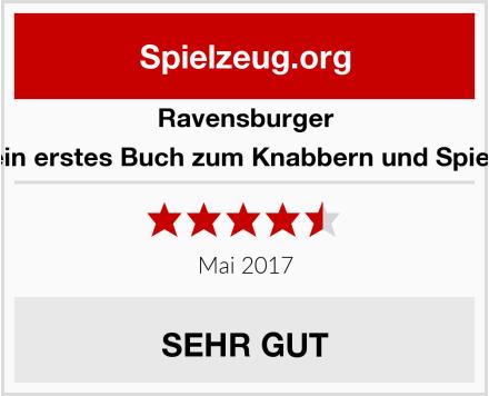 Ravensburger Mein erstes Buch zum Knabbern und Spielen Test