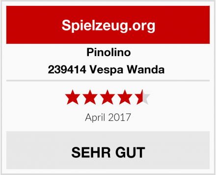 Pinolino 239414 Vespa Wanda  Test
