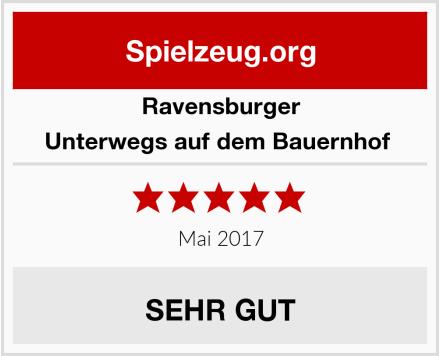 Ravensburger Unterwegs auf dem Bauernhof  Test