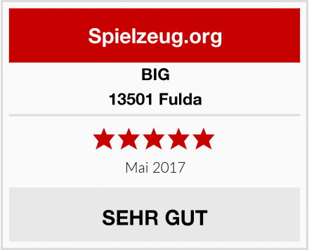 BIG 13501 Fulda Test