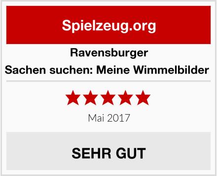 Ravensburger Sachen suchen: Meine Wimmelbilder  Test