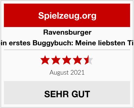 Ravensburger Mein erstes Buggybuch: Meine liebsten Tiere Test