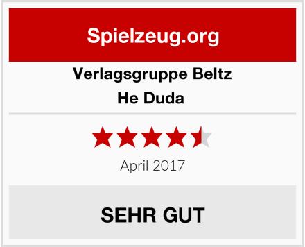 Verlagsgruppe Beltz He Duda  Test