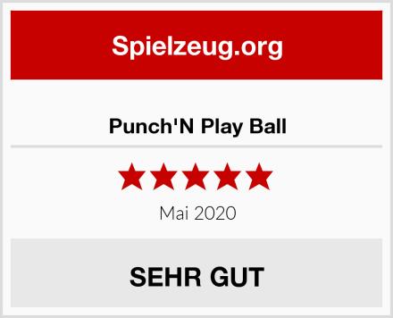 Punch'N Play Ball Test