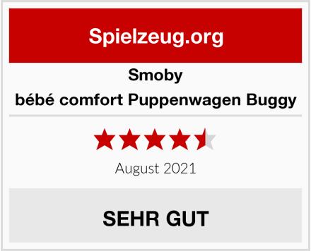 Smoby bébé comfort Puppenwagen Buggy Test