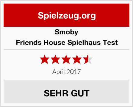 Smoby Friends House Spielhaus Test Test