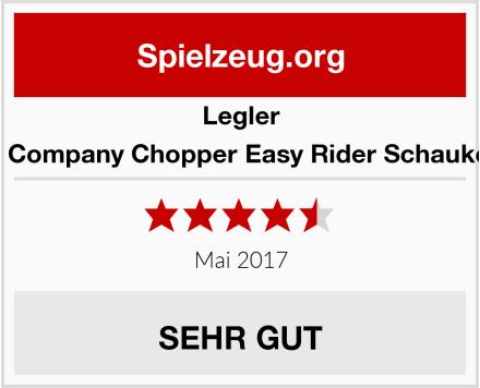 Legler Small Foot Company Chopper Easy Rider Schaukelmotorrad Test
