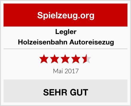 Legler Holzeisenbahn Autoreisezug Test