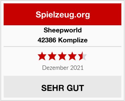 Sheepworld 42386 Komplize Test