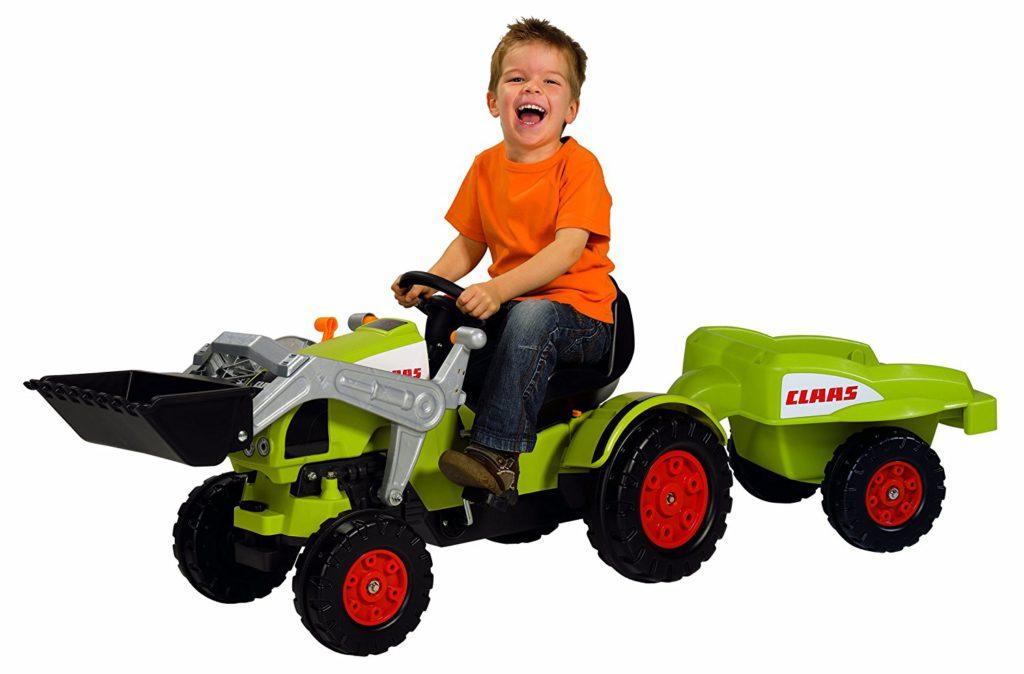Kindertraktor Test
