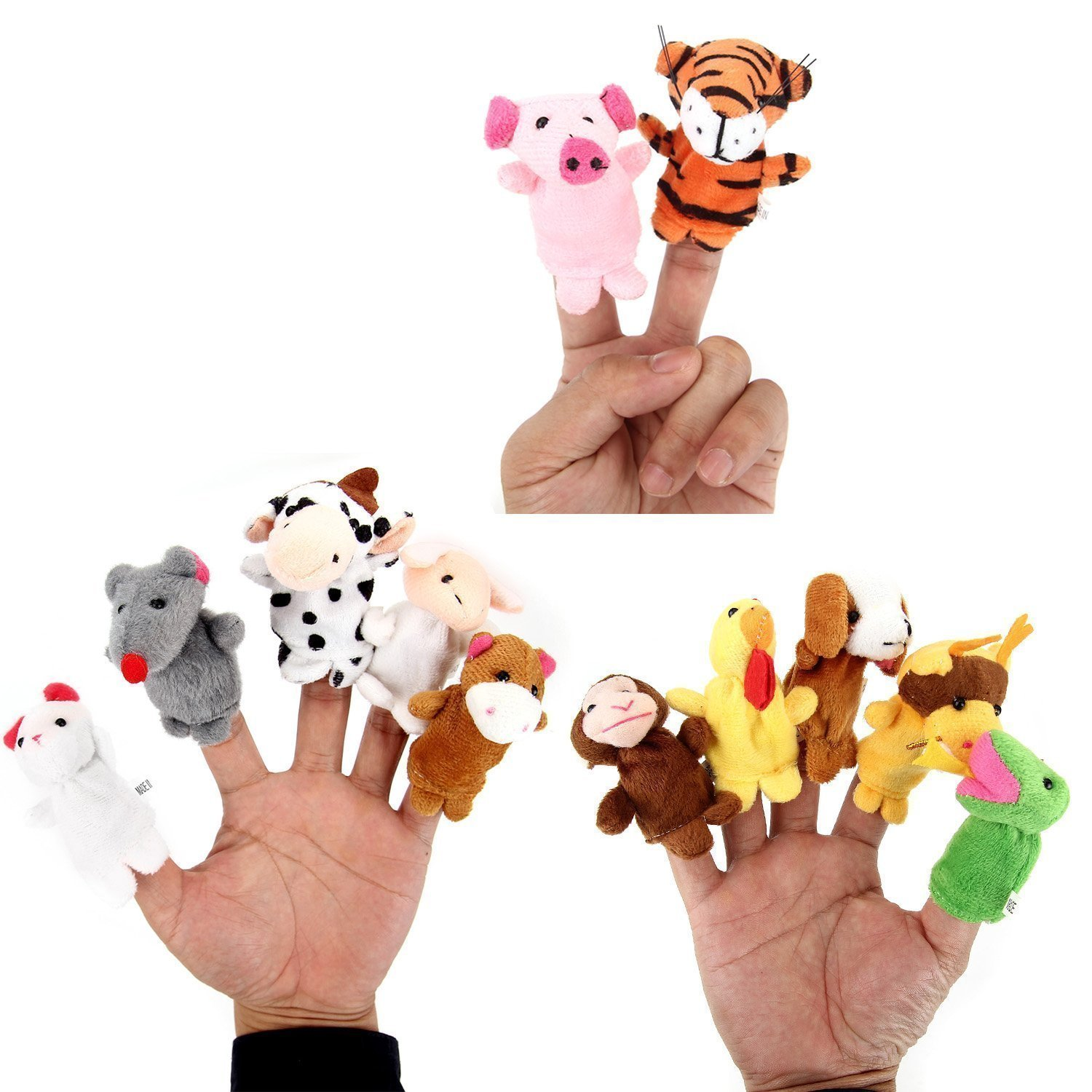 Bomio Fingerpuppen Set