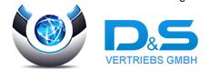 D&S Vertriebs GmbH Logo
