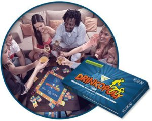 Drinkopoly Spielzeuge