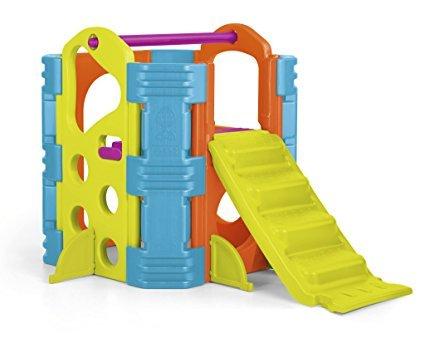 Klettergerüst Kinder Test : Feber 800009597 freizeitpark spielzeug test 2019
