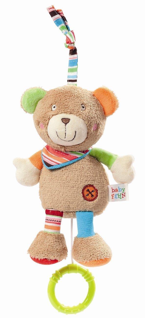 BABY NOVA 31246 Mond mit Bär und Musik Spieluhr | Spielzeug