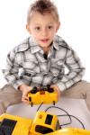 Was ist bei ferngesteuerten Spielsachen zu beachten?