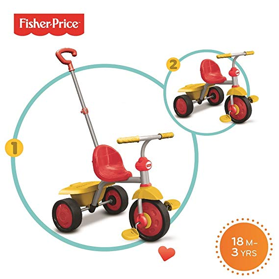 Fisher-Price 335-0533 - Dreiräder Glee