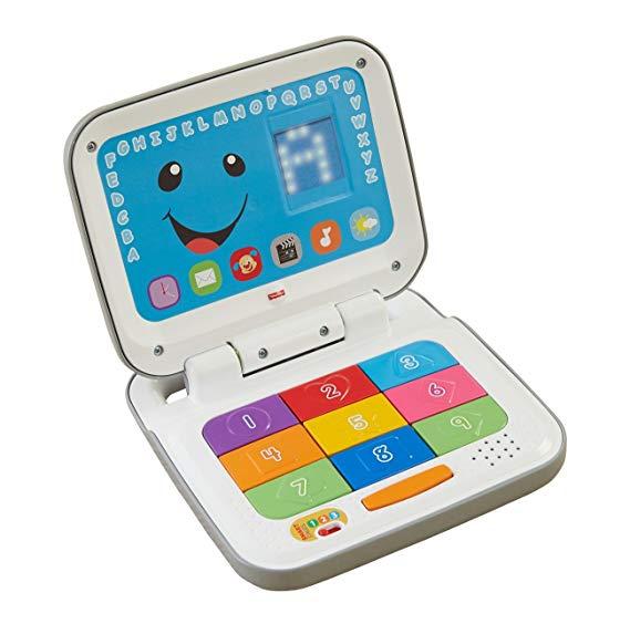 Fisher-Price CBW16 Lernspaß Laptop